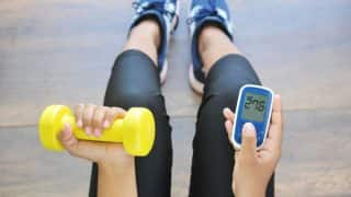 Monitor your exercises and keep your Type 1 Diabetes in control!