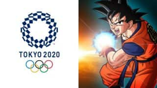 Goku from Dragon Ball Z Is A 2020 Tokyo Olympics Ambassador