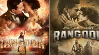 Rangoon Trailer: What would you do if the Saif-Kangana-Shahid love triangle was your story?