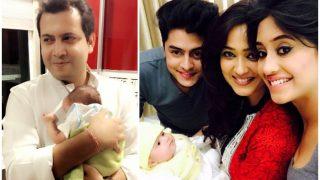 Adorable! Shweta Tiwari shares picture of her newborn baby boy Reyansh Kohli on Instagram