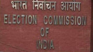 Election Commission Backs Simultaneous Elections, Says it Needs Constitutional Amendments
