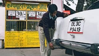 On-road emission tests in India to be mandatory from 2020