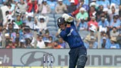 India vs England, 1st ODI, Pune: England post 350 for 7 in allotted 50 overs, their best-ever score in India