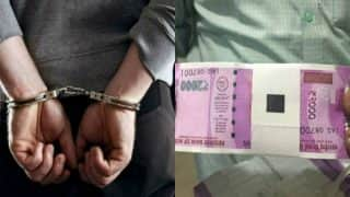 Two held for printing, circulating fake Rs 2,000 and Rs 500 notes