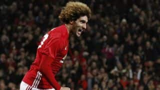 League Cup: Juan Mata, Marouane Fellaini helps Manchester United to 2-0 win over Hull City