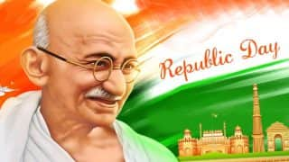 Republic Day 2017: Mahatma Gandhi Inspirational and Memorable Quotes to share on WhatsApp, SMS, Facebook, Instagram this 68th Republic Day!