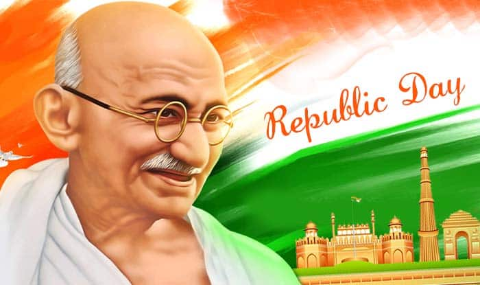 Delicieux Republic Day 2017: Mahatma Gandhi Inspirational And Memorable Quotes To  Share On WhatsApp, SMS, Facebook, Instagram This 68th Republic Day!