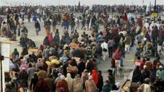 Makar Sankranti 2019: 'मोक्ष नगर' में गूंजा नारा 'सब तीरथ बार-बार, गंगा सागर एक बार'