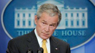 Bush offers critique of Trump's media bashing