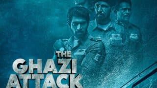 The Ghazi Attack new poster: Karan Johar gives a glimpse of India's first war-at-sea film!
