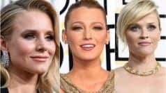 How to get the best hairstyle trends from Golden Globe Awards 2017