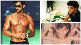 Happy Birthday Hrithik Roshan: These UNSEEN childhood pics highlight Kaabil star's transformation from a nerd to a hunk!