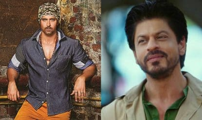 Raees Vs Kaabil: Hrithik Roshan supports Shah Rukh Khan's decision to clash with his film, says he understands it!