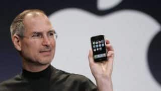 Apple iPhone is 10 years old! Check out this iconic video of Steve Jobs launching the first ever iPhone