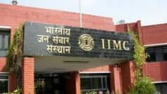 IIMC Admissions 2017 Alert: Applications Open for PG Diploma Courses, apply now