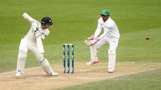 Imrul Kayes, substitute Bangladesh wicketkeeper, sets world record