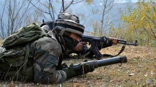 Security forces gun down 1 terrorist in Bandipora district of J&K; operation ends