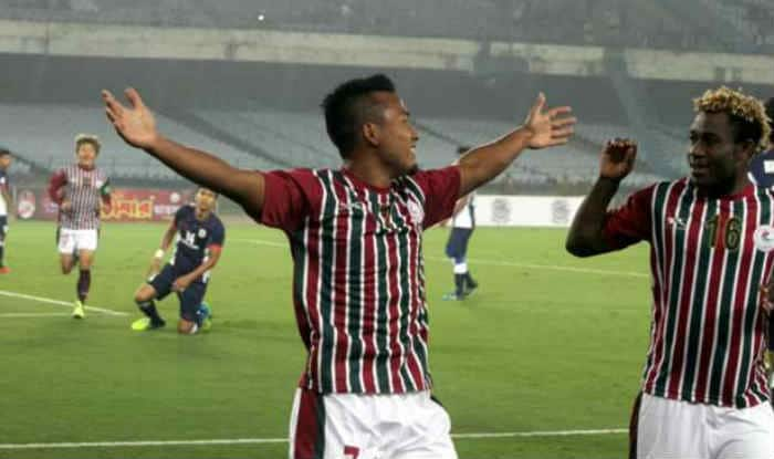 I-league 2018-19, Mohun Bagan AC vs Indian Arrows Live