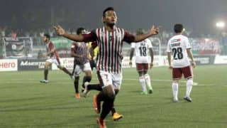 I-League 2017: Mohun Bagan thump Minerva 4-0 to go on top
