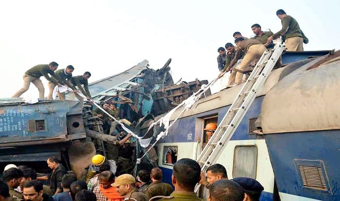 Kanpur Train Derailment: Prime suspect Samshul Hoda arrested in Nepal
