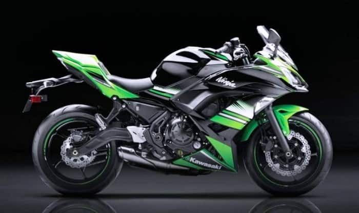 2017 kawasaki ninja 650 z650 versys x 300 to launch in india by april. Black Bedroom Furniture Sets. Home Design Ideas