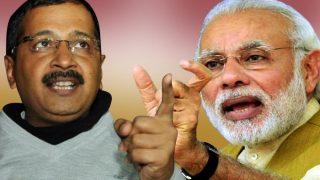 Arvind Kejriwal calls PM Modi 'shameless dictator' as IT dept asks EC to cancel AAP's status