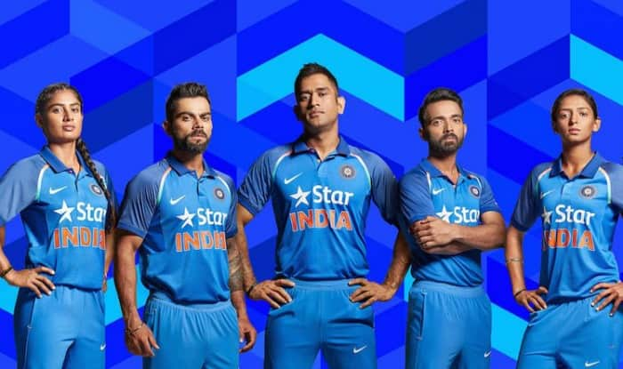 Indian cricket teams get new ODI kit. (BCCI Image)