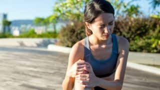 Knee joint pain exercise: 5 simple exercises to get rid of knee joint pain