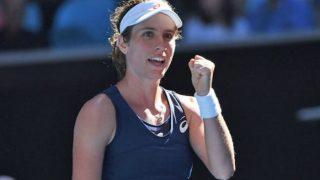 Australian Open 2017: Johanna Konta sinks Ekaterina Makarova, to meet Serena Williams in quarters