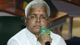 Lalu Prasad Yadav cancels Janata Darbar after Republic airs his alleged conversation with jailed don Shahabuddin