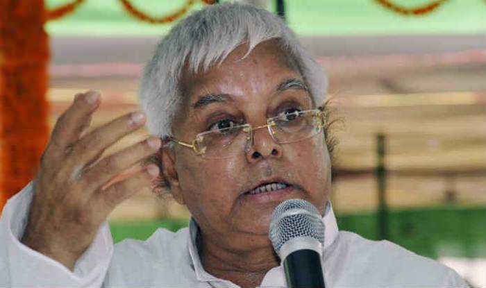 Lalu Prasad Yadav to get Rs 10,000 monthly under 'JP Senani Samman' pension