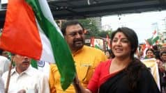 RoseValley scam : Locket Chaterjee attacks TMC