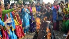 Happy Lohri 2017: Here's why food is fed to the…