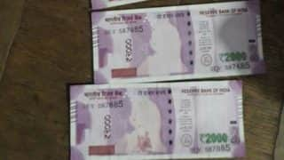 Rs 2,000 currency note loses colour, throws UP police into tizzy
