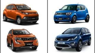 Mahindra KUV100, XUV500 to get new variants to take on Maruti Ignis & Tata Hexa