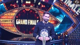 Bigg Boss 10 Grand Finale Winner LIVE Updates on Twitter: Manveer Gurjar is the winner of Bigg Boss 10! SEE PICTURES