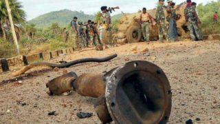 झारखंड: सरायकेला खरसावां में माओवादियों का बड़ा हमला, पांच पुलिसकर्मी शहीद