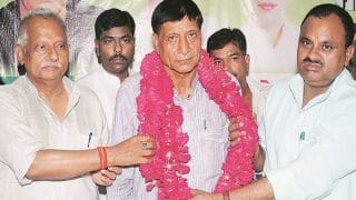 UP Assembly elections 2017: Mulayam agent of BJP, Western UP will teach him lesson, says UP RLD president Masood Ahmad