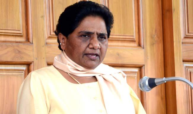 मायावती का आरोप- बुलंदशहर हिंसा के लिए यूपी सरकार जिम्मेदार, अब पुलिस-नेता भी चढ़ रहे बलि