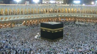 Saudi man attempts self-immolation next to Kaaba in Mecca