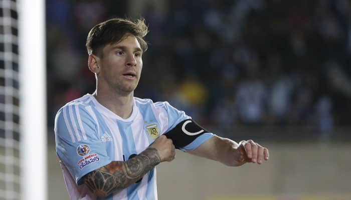 Lionel Messi is the talking point despite no nomination