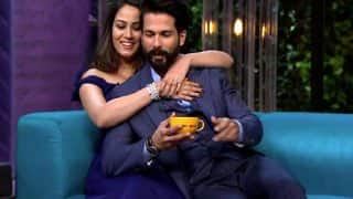 Mira Rajput is Shahid Kapoor's boss in every way and here's proof!