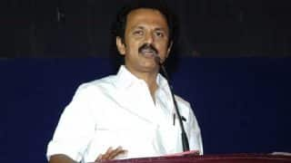 AIADMK seeks apology from M K Stalin for remarks on Jayalalithaa