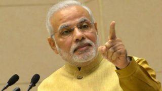 Narendra Modi's speech in Lok Sabha draws flak from Opposition on Twitter
