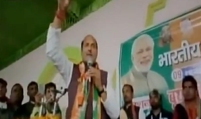 UP BJP MLA Suresh Rana clarifies after making controversial 'curfew' remark