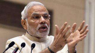 पंजाब विधानसभा चुनाव: प्रधानमंत्री नरेंद्र मोदी ने पाकिस्तान का डर दिखा मांगा वोट