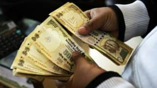 IT department asks banks to report cash deposits between April 1 to November 9