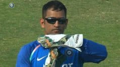 When MS Dhoni bypassed Virat Kohli to opt for DRS. Did MSD forget he is not the captain anymore?