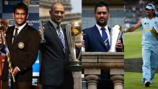 MS Dhoni: Some of the high points of a sparkling cricket career