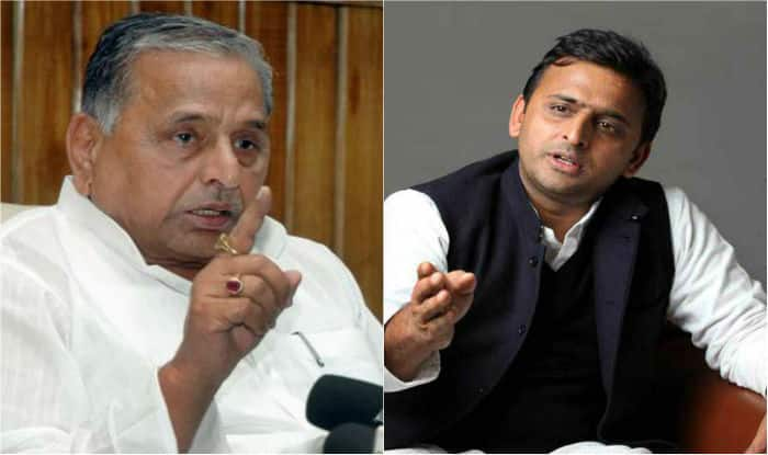 Akhilesh group confident of riding 'cycle'; majority in polls